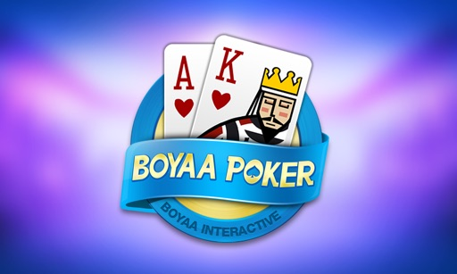 Poker Game Texas Holdem for Free of Boyaa iOS App
