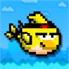 Birdie Fly Away - fly through pipes and have fun