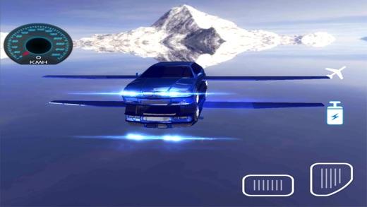 Flying Car Ragdoll Screenshot