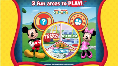 Screenshot #6 for Mickey Mouse Clubhouse - Color & Play