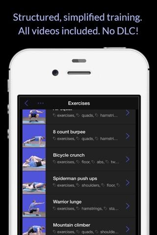 Bodyweight Workouts: Gravity Training Without Equipment screenshot 4