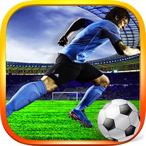 3D Soccer Football Rush Player Runner