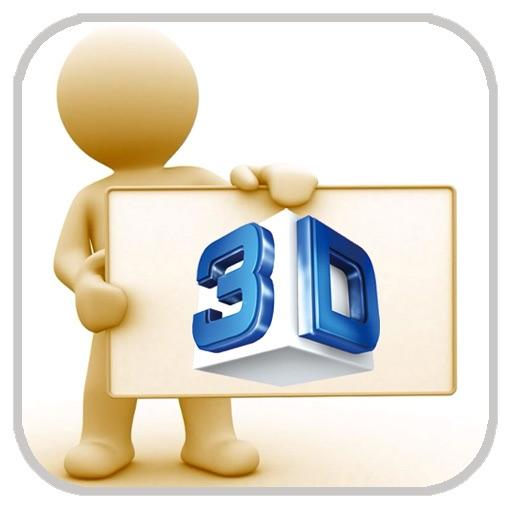 3000+ 3D Wallpaper iOS App