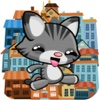 Happy Cat Jump City icon