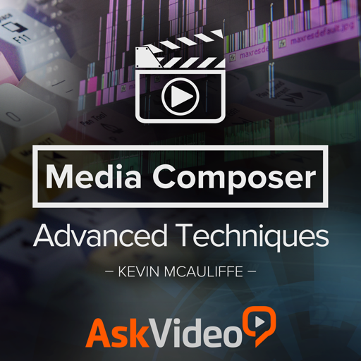 Advanced Class for Media Composer
