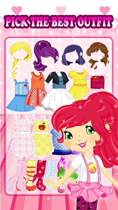 Strawberry Fashion Designer Studio Best Friends Dress Up Game For Girls App Download Android Apk