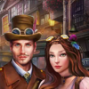 HUANG ZHIQIANG - The Secret of Steamport - Hidden Objects Game artwork
