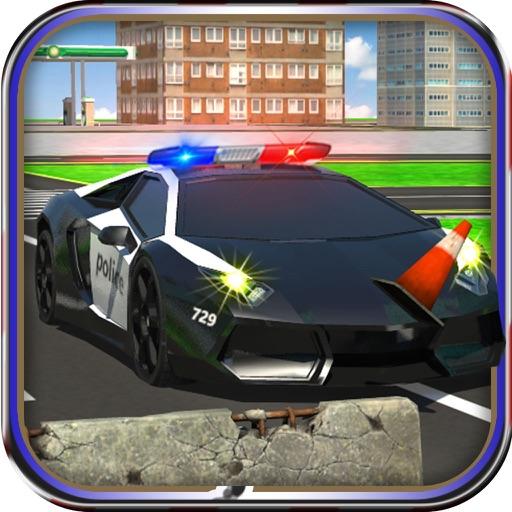 Police Car Training iOS App