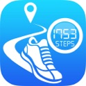 Pedometer Step Counter & Walking Tracker icon