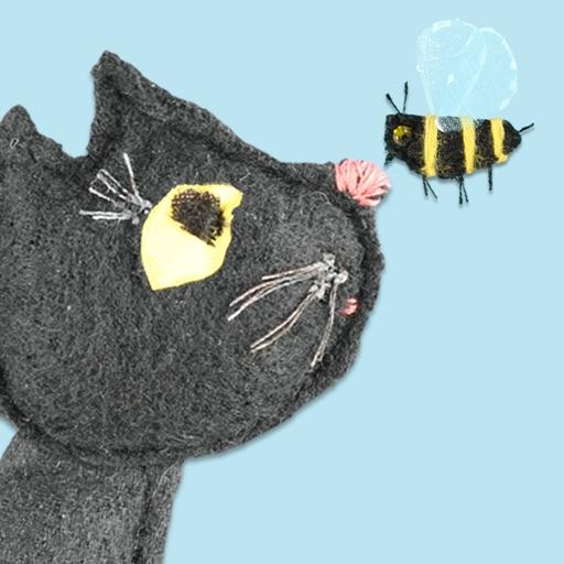 Who goes buzz? Sabine De Greef! - CotCotCot-apps.com iOS App