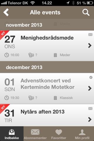 Kerteminde2Go screenshot 2