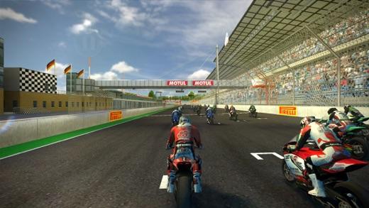 SBK16 - Official Mobile Game Screenshot