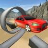Car Stunts Dangerous Roads