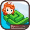 Juegos de laberintos de Rapunzel princesas - Pro