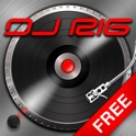 DJ Rig FREE for iPad icon