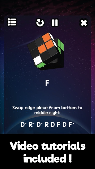 SpeedCubers-3D Rubik's Puzzles Screenshot