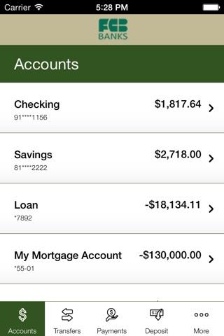 FCB Banks - First County Bank screenshot 3