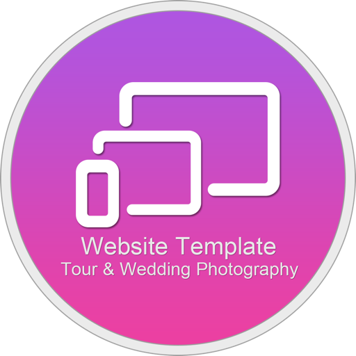 Website Template (Tour & Wedding Photography) With Html Files Pack5
