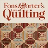 Fons & Porter's Love of Quilting Magazine icon