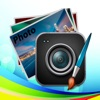 Photo Editor: Makeup Camera & Gallery Images with amazing filter effects and Save or Share it.