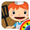 Bamba Burger - Make, Cook, Eat Hamburgers, Sodas & Fries in a Restaurant