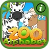 ABC Baby Zoo Alphabets - Toddler's Preschool Zoo Animals Shapes Jigsaw Educational Splash Puzzles Games For Kids