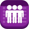 Party Invitations, RSVP, Event Photos - PurpleSlate - Personal event planning made easy and private icon