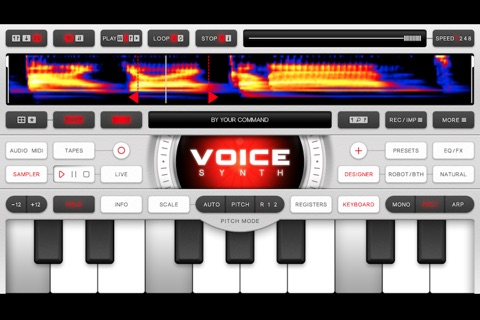 Voice Synth Free screenshot 3