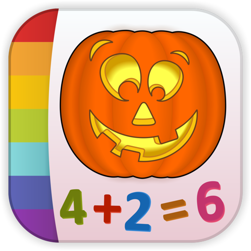 Color by Numbers - Halloween for Mac