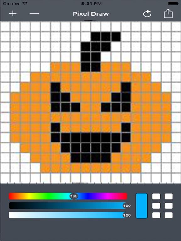 Favori Pixel Art Maker - Draw in Pixels & 8 Bit Graphics on the App Store JQ24