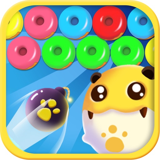 Pet Bubble Shooter iOS App