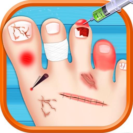 Nail Doctor Hospital iOS App