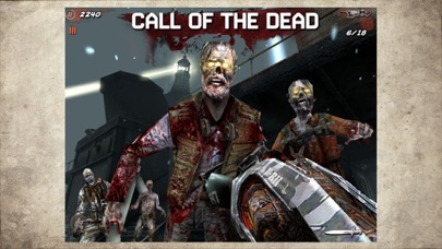 Call of Duty: Black Ops Zombies Screenshot