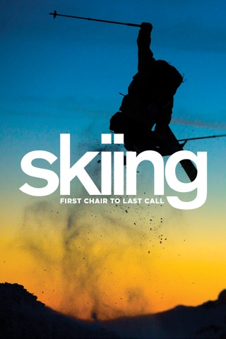 Skiing Mag screenshot 1