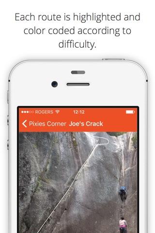 Cragger screenshot 2