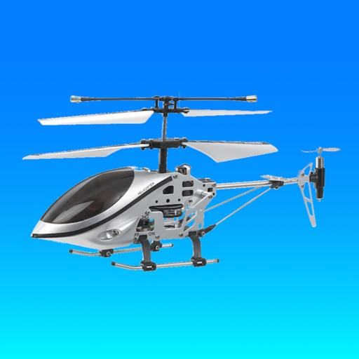 i-helicopter 用iPhone遥控直升飞机