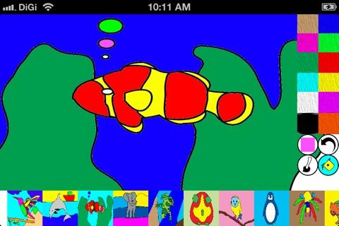 KidsColor Animal screenshot 1