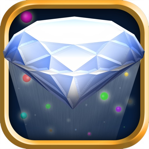 Diamond Dots - Connect The Diamonds And Jewels To Win Big LT Free iOS App