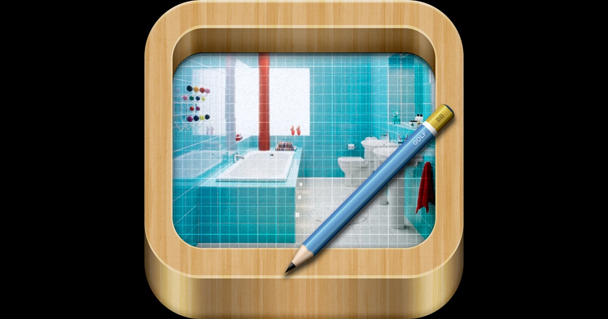 Bathroom designs app store for Design my bathroom app