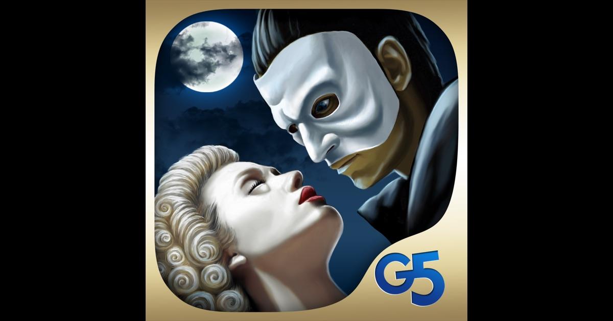 Mystery of the opera full app store
