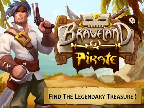 Screenshot #1 for Braveland Pirate