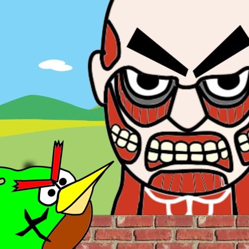 Ugly Birds vs Mad Titans -The Last Hope of Human Kind- iOS App