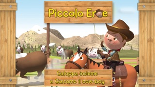 Screenshot of Il cow-boy - Piccolo Eroe1