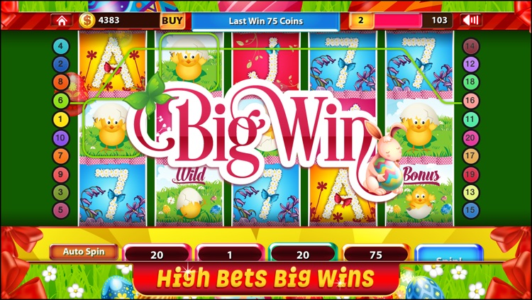Easter bunny slots pro lucky cash casino slot machine game by easter bunny slots pro lucky cash casino slot machine game thecheapjerseys Choice Image