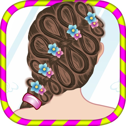 Cute Hairdo iOS App