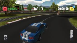 Track Runner - American Muscle Carsのスクリーンショット1