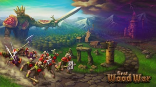 Screenshot #6 for First Wood War GOLD