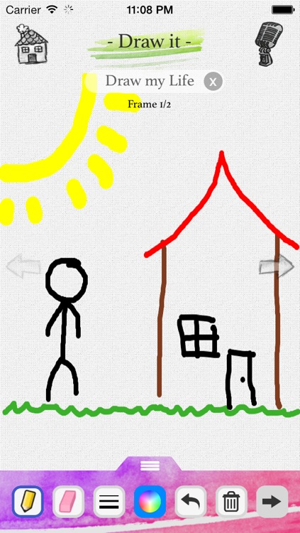 Draw My Life Lite Sketch And Narrate Your Story By Designli Llc