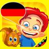 Deutsch für Kinder: spielen, lernen und die Welt entdecken - Babies, Pre-K, Kleinkinder, Vorschul, Kindergarten-Schule lernen die englische Sprache durch interaktives Spiele