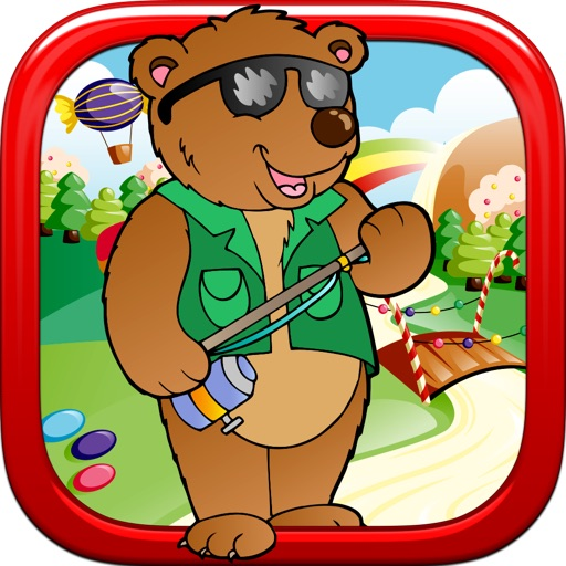 Pooh Jump - Make The Bear Fly iOS App